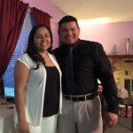 Violeta and David
